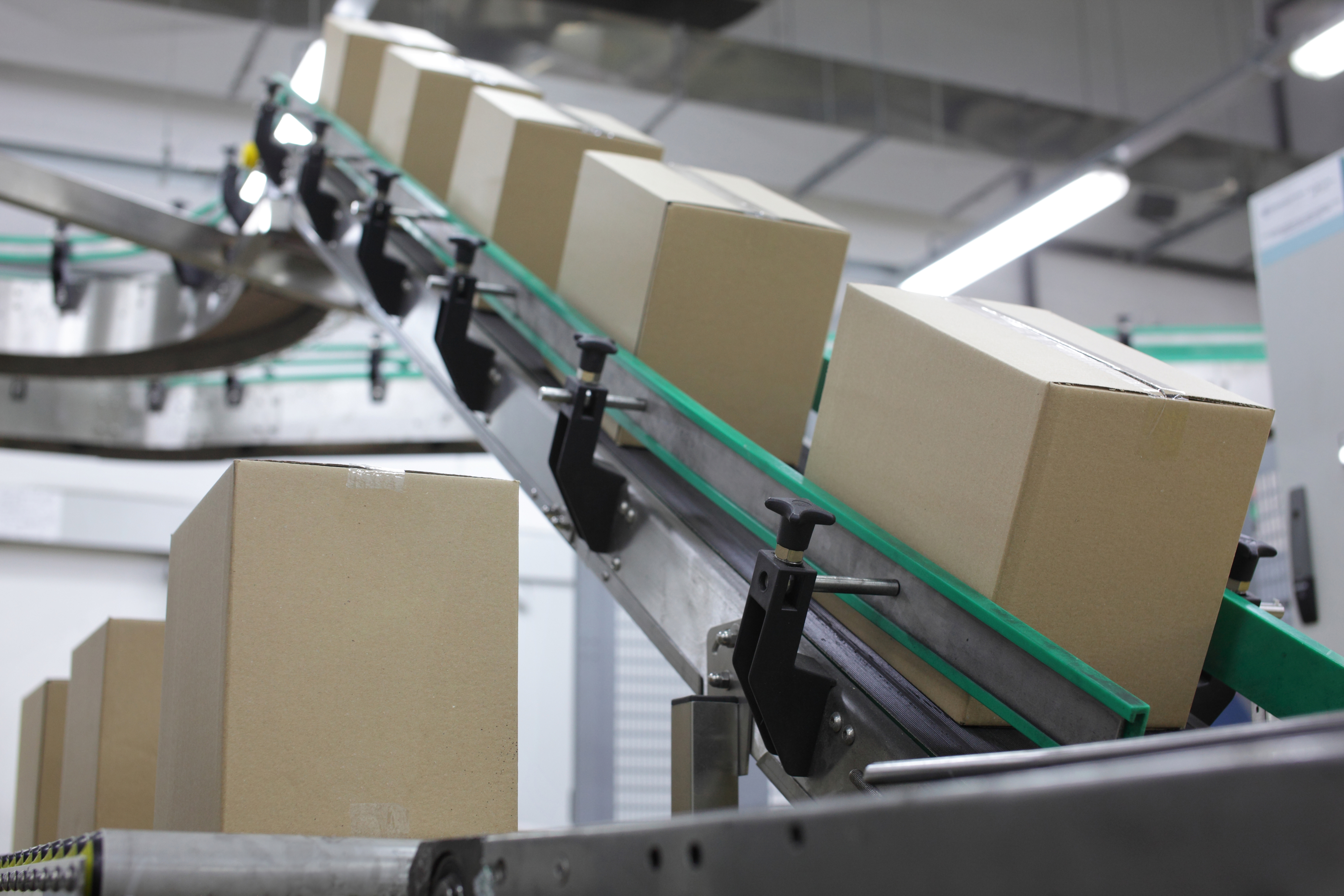 We work with manufacturers and distributors to get their products to the customer