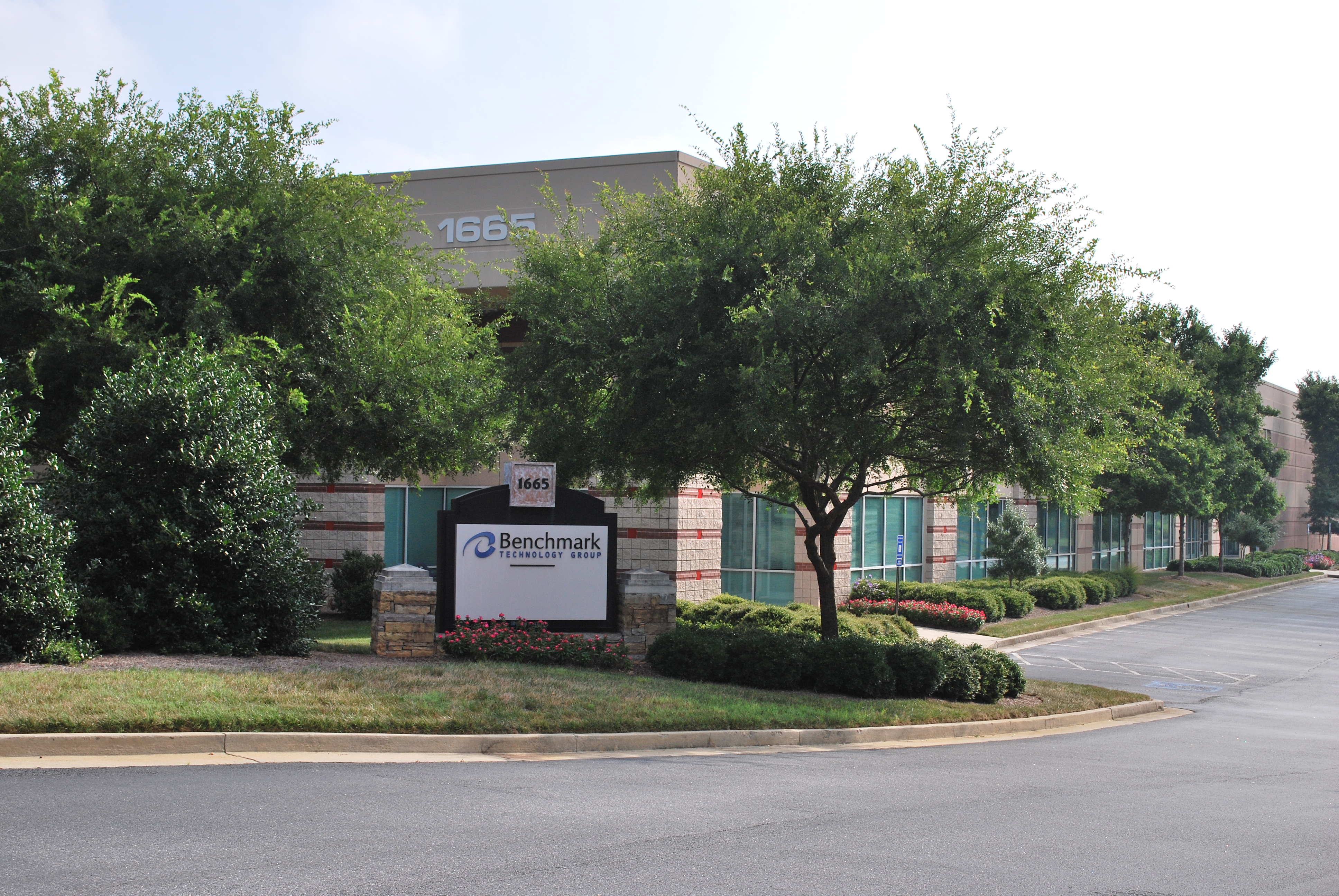Benchmark Technology Group is located in Alpharetta, Georgia