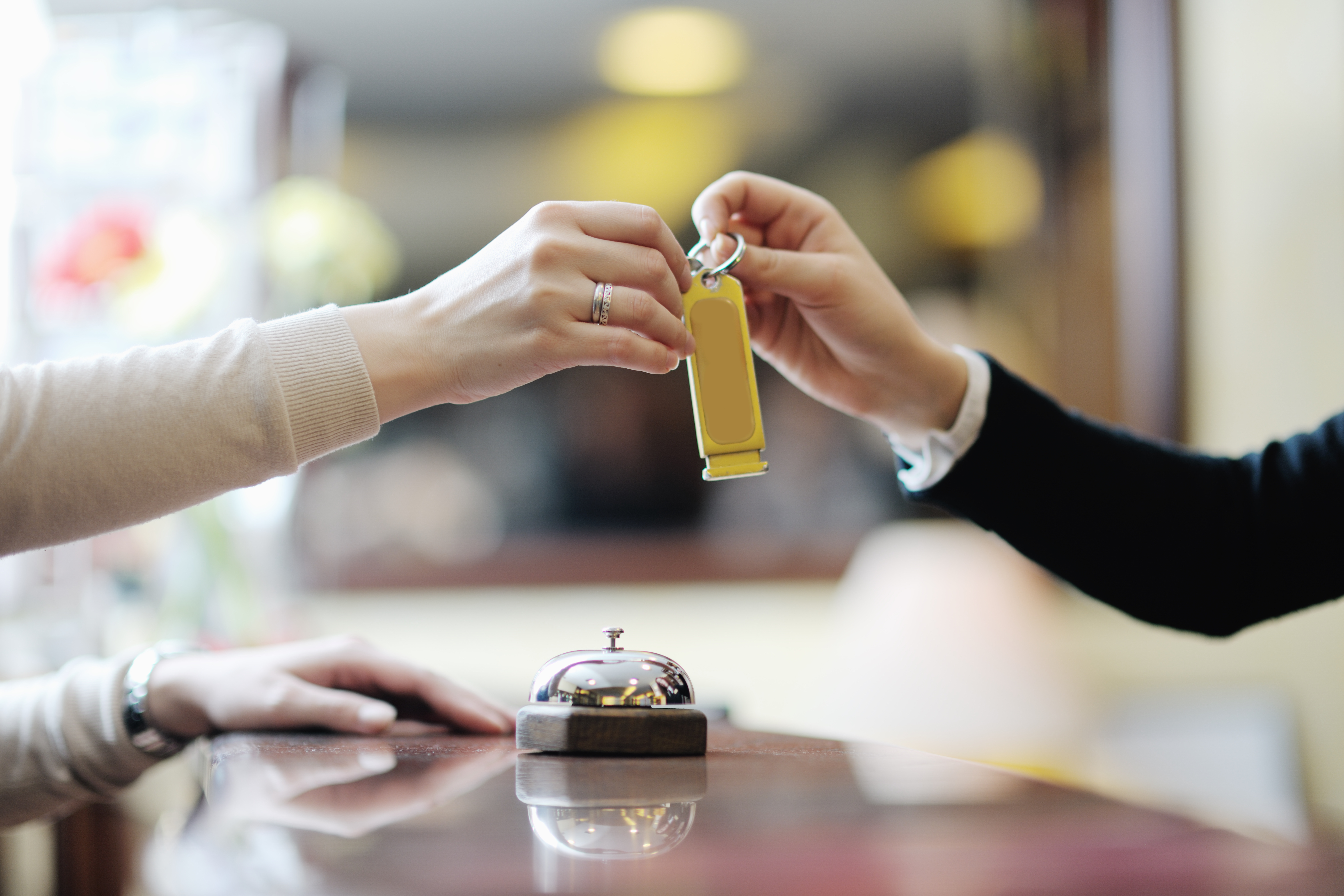 We work with hospitality establishments to get the newest technology to better their customer experience