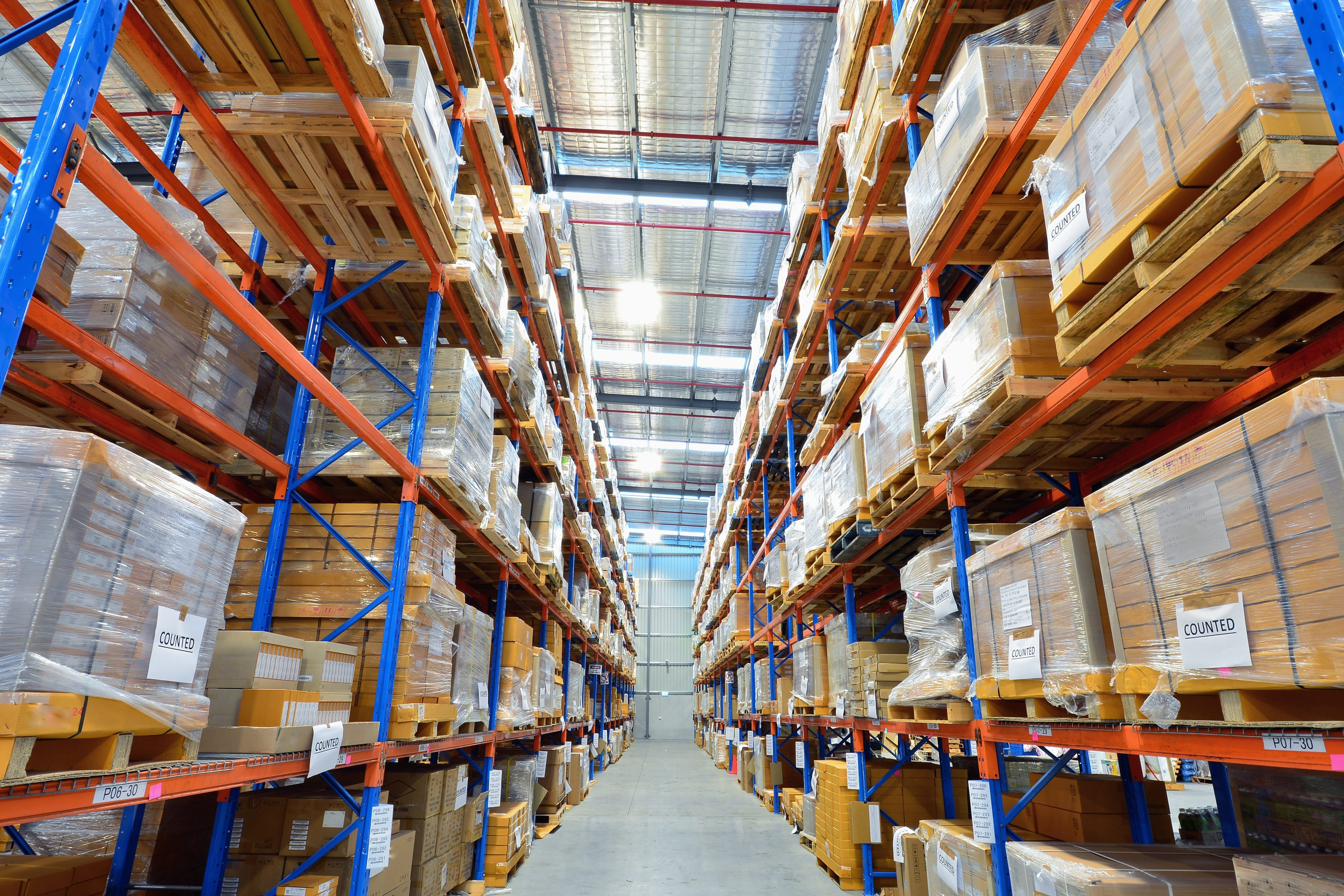 We manage your assets and inventory while you are deciding what to do with it